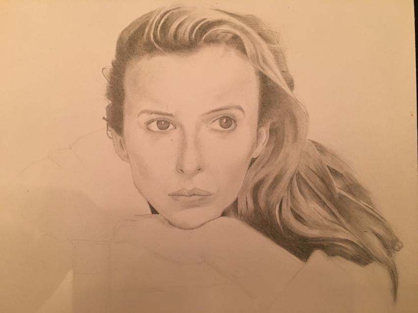 Jodie Comer by Lcjartwork